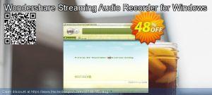 Wondershare Streaming Audio Recorder Crack 2.4.1.5 License Key Free Download 2021