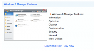 Windows 8 Manager Crack 2.2.8 With Keygen +Patch+Serial Key Free [Latest]