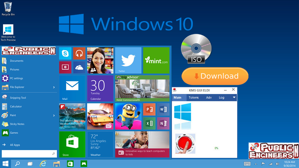 Windows 10 ISO Download Tool Crack 8.46 bit with Full Version Latest Free Download 2021