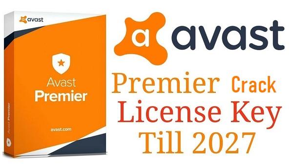 Avast Premier Crack 21.9.2488+ License Key [Latest Release] Download