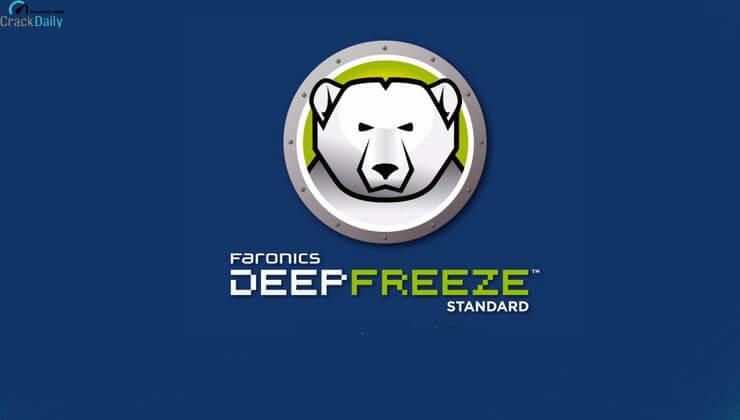 Deep Freeze Standard Crack 8.63.2 + Keys Free Download