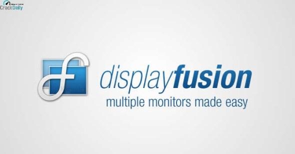 DisplayFusion Crack 10.0.3 + Keygen New 2022 Download Free