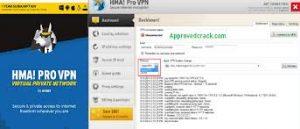 HMA Pro VPN Crack 5.1.259 +[2021 Release Latest] Download