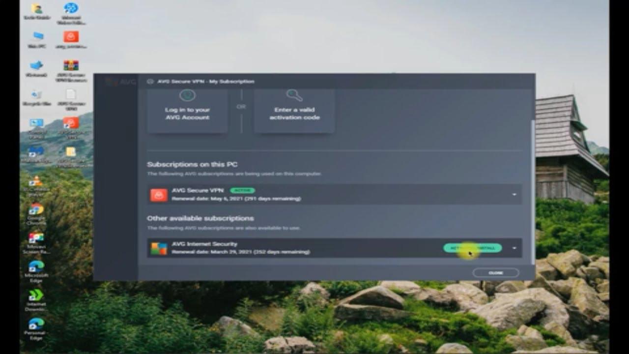 AVG Secure VPN Crack 1.11.775 Latest [2021] Download