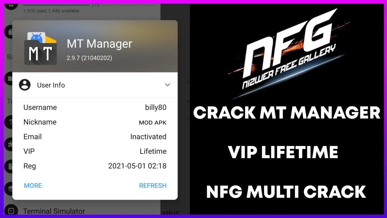 MT Manager Crack 3.014 (VIP, Final) Mod Apk Download 2021