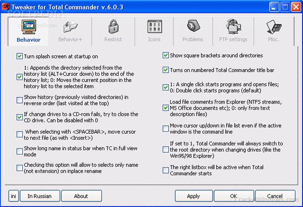 Total Commander Crack v10.8 [Latest Release] 2021 Download