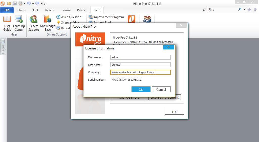 Nitro Pro Crack 13.49.2.993 + Keygen [Latest 2022 Release] Download