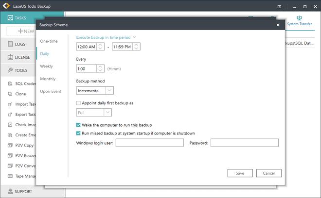EaseUS Todo Backup Crack v13.5.0.0+ Torrent [2021] Download